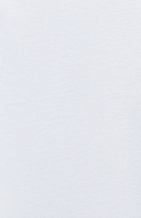 Детский комплект из трех предметов GIVENCHY голубого цвета, арт. H98097   Фото 8