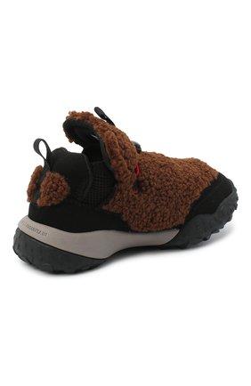 Детские кроссовки NATURINO коричневого цвета, арт. 0012015498/02/27-32   Фото 2
