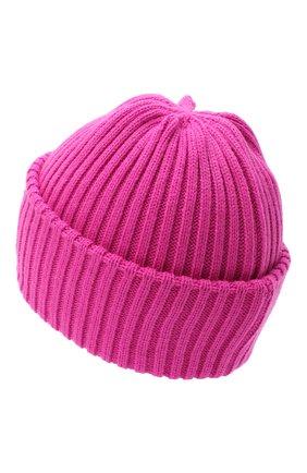 Детского шапка DKNY фуксия цвета, арт. D31262   Фото 2