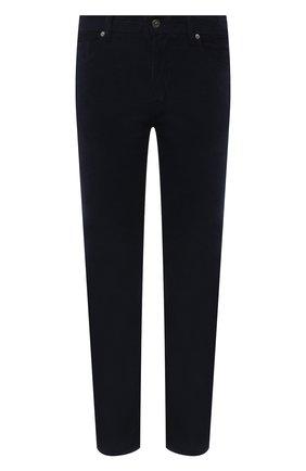 Мужской хлопковые брюки BOGNER темно-синего цвета, арт. 18583611 | Фото 1