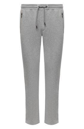 Мужской хлопковые брюки BOGNER серого цвета, арт. 18872739 | Фото 1