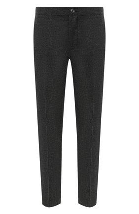 Мужской брюки BOGNER темно-серого цвета, арт. 18386316 | Фото 1
