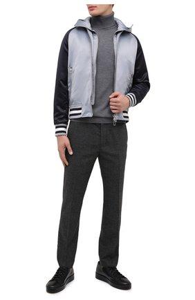 Мужской брюки BOGNER темно-серого цвета, арт. 18386316 | Фото 2