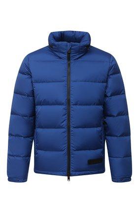 Мужская пуховая куртка ASPESI синего цвета, арт. W0 I I018 7954 | Фото 1