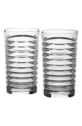 Мужского набор из двух стаканов metropolis RALPH LAUREN прозрачного цвета, арт. 680549991001 | Фото 1