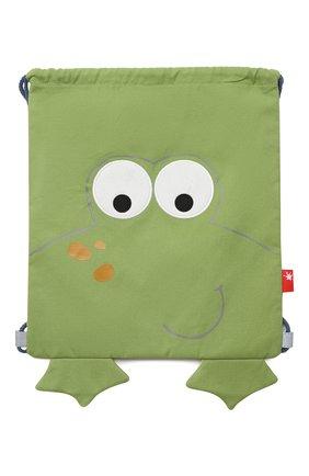 Детская текстильный рюкзак SIGIKID разноцветного цвета, арт. 25065 | Фото 1