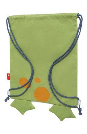 Детская текстильный рюкзак SIGIKID разноцветного цвета, арт. 25065 | Фото 2