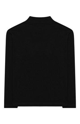 Детская водолазка DOLCE & GABBANA черного цвета, арт. L4JTAM/G7XIS/2-6   Фото 2
