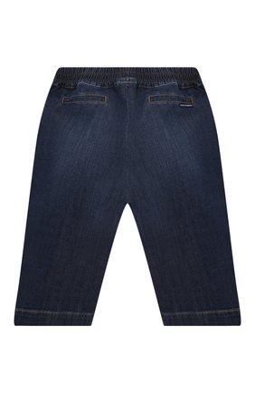 Детские джинсы DOLCE & GABBANA синего цвета, арт. L13P02/LD946 | Фото 2