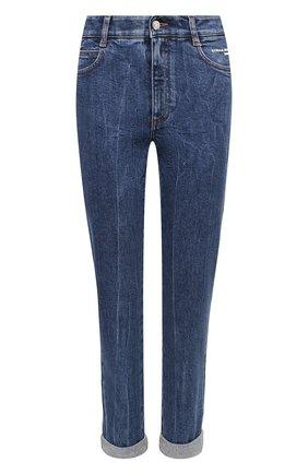 Женские джинсы STELLA MCCARTNEY синего цвета, арт. 372773/S0H02 | Фото 1