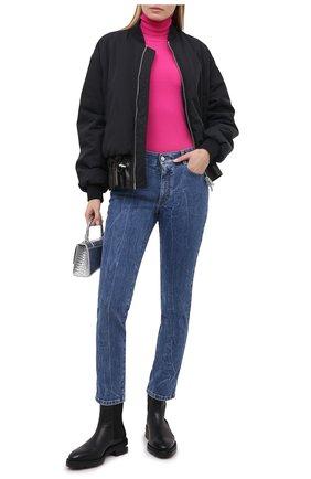 Женские джинсы STELLA MCCARTNEY синего цвета, арт. 372773/S0H02 | Фото 2