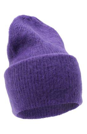 Женская шапка TAK.ORI фиолетового цвета, арт. HTK50027WM050AW19 | Фото 1