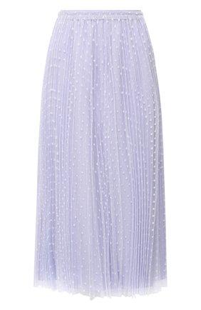 Женская юбка REDVALENTINO сиреневого цвета, арт. UR0RAC20/428 | Фото 1