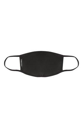 Мужская маска для лица DOLCE & GABBANA черно-белого цвета, арт. FY349T/GEQ17 | Фото 2