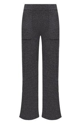 Женские кашемировые брюки NOT SHY серого цвета, арт. 3701032C   Фото 1