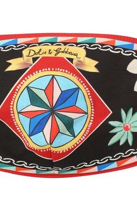 Мужская маска для лица DOLCE & GABBANA разноцветного цвета, арт. FY348T/GEQ14 | Фото 3