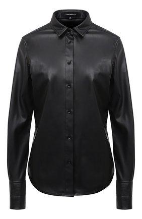 Женская рубашка BARBARA BUI черного цвета, арт. W1404KPF | Фото 1