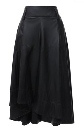 Женская юбка BARBARA BUI черного цвета, арт. W1517KPF   Фото 1