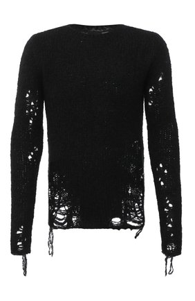 Мужской свитер THOM KROM черного цвета, арт. M K 89 | Фото 1