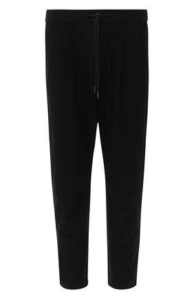 Мужской брюки KAZUYUKI KUMAGAI черного цвета, арт. AP03-211   Фото 1