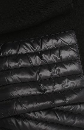 Комбинированный шарф | Фото №2