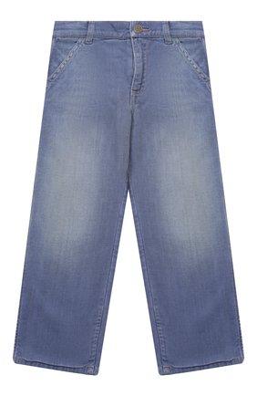 Детские джинсы GUCCI голубого цвета, арт. 615358/XDBA0   Фото 1