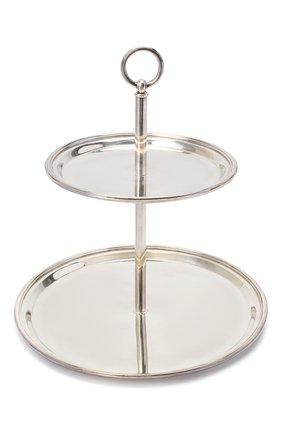 Мужского этажерка RALPH LAUREN серебряного цвета, арт. 680573061001 | Фото 1