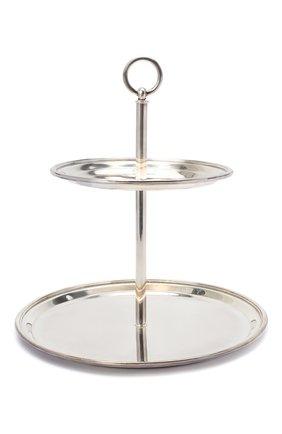Мужского этажерка RALPH LAUREN серебряного цвета, арт. 680573061001 | Фото 2