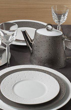 Мужского тарелка салатная ecume silver BERNARDAUD серебряного цвета, арт. 0738/20250 | Фото 2