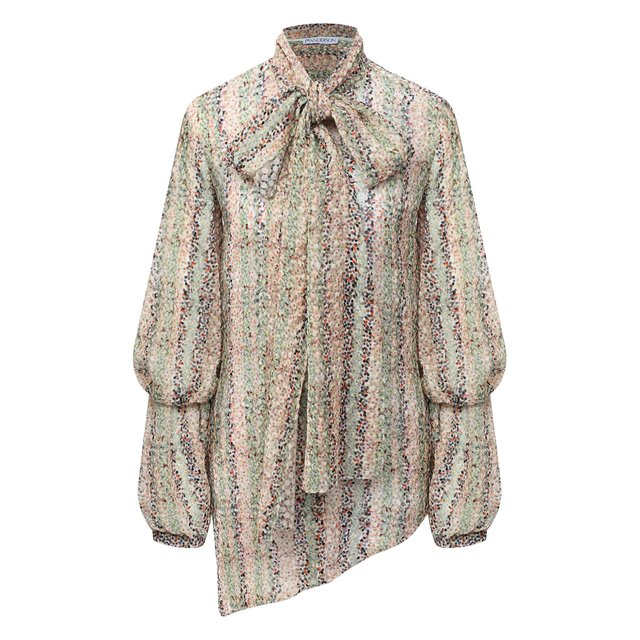 Шелковая блузка JW Anderson
