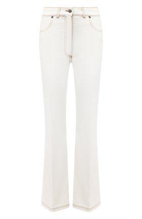 Женские джинсы JW ANDERSON белого цвета, арт. TR0105 PG0178 | Фото 1