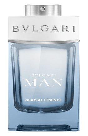 Мужской парфюмерная вода bulgari man glacial essence BVLGARI бесцветного цвета, арт. 41194BVL   Фото 1