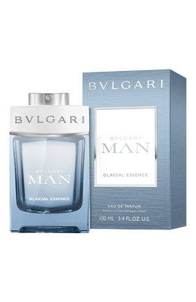 Мужской парфюмерная вода bulgari man glacial essence BVLGARI бесцветного цвета, арт. 41194BVL   Фото 2