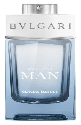 Мужской парфюмерная вода bulgari man glacial essence BVLGARI бесцветного цвета, арт. 41195BVL | Фото 1