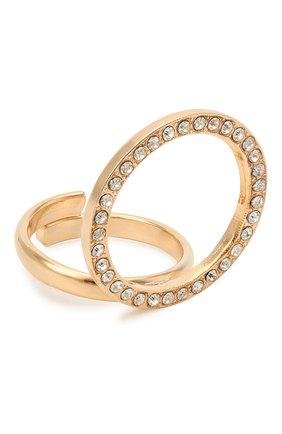 Женское кольцо ANTON HEUNIS прозрачного цвета, арт. BBS5.07   Фото 1