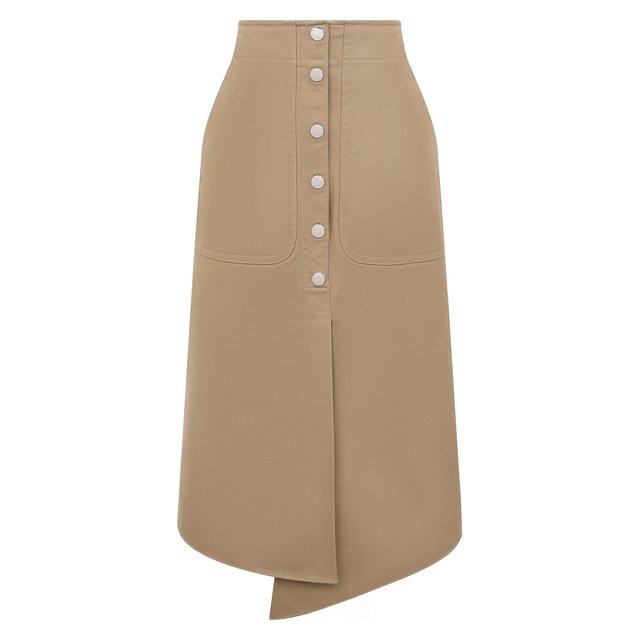 Хлопковая юбка Tibi