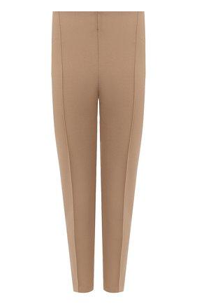 Женские брюки PIETRO BRUNELLI коричневого цвета, арт. P43007/012830 | Фото 1