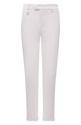 Женские брюки LORENA ANTONIAZZI кремвого цвета, арт. A2042PA052/3254 | Фото 1