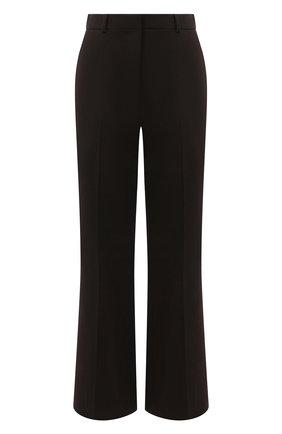 Женские брюки KENZO темно-коричневого цвета, арт. FA62PA0269CD | Фото 1