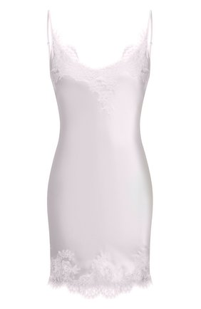 Женская сорочка I.D. SARRIERI белого цвета, арт. L3020 | Фото 1