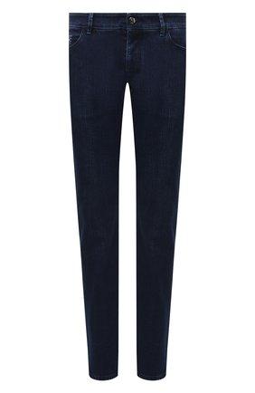 Мужские джинсы ZILLI синего цвета, арт. MCU-00060-SSBL1/R001 | Фото 1