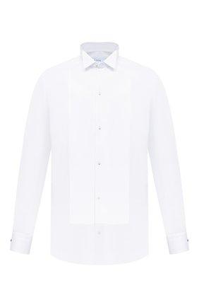 Мужская хлопковая сорочка ETON белого цвета, арт. 6363 33316 | Фото 1