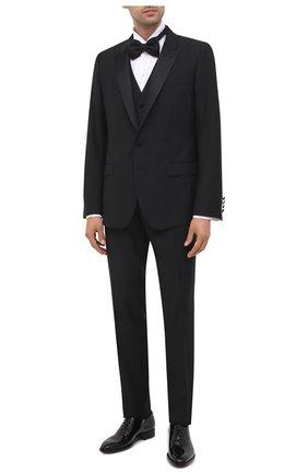 Мужская хлопковая сорочка ETON белого цвета, арт. 6363 33316 | Фото 2