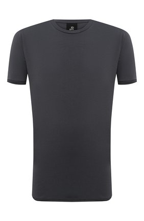 Мужская хлопковая футболка THOM KROM темно-серого цвета, арт. M TS 504 | Фото 1