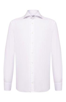 Мужская хлопковая сорочка VAN LAACK белого цвета, арт. RET-TF/130648 | Фото 1
