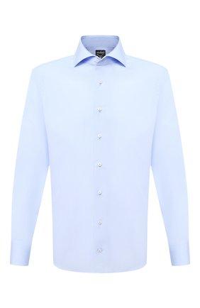Мужская хлопковая сорочка VAN LAACK светло-голубого цвета, арт. MIVARA-SF/150005 | Фото 1