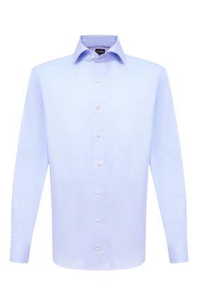 Мужская хлопковая сорочка VAN LAACK голубого цвета, арт. MIVARA-TF/163290 | Фото 1