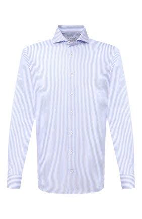 Мужская хлопковая сорочка VAN LAACK голубого цвета, арт. RES0-SFN/161947 | Фото 1