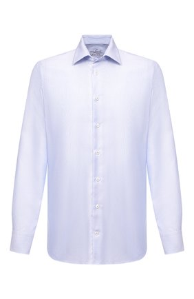 Мужская хлопковая сорочка VAN LAACK голубого цвета, арт. RET-SFN/162043 | Фото 1