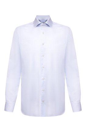 Мужская хлопковая сорочка VAN LAACK голубого цвета, арт. RIVARA-SF02N/161495 | Фото 1
